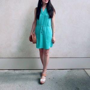 ARITZIA Babaton Teal Blue Dress 👗